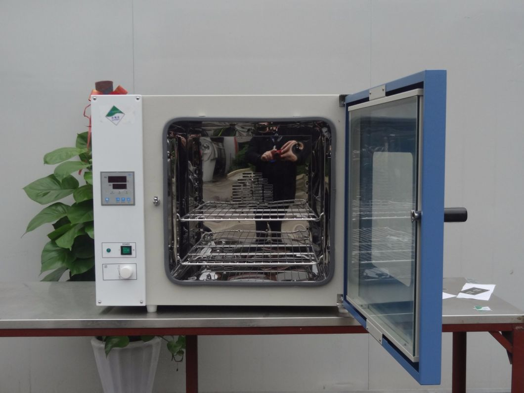 Electronic Carbonsteel Lab Vacuum Drying Ovens