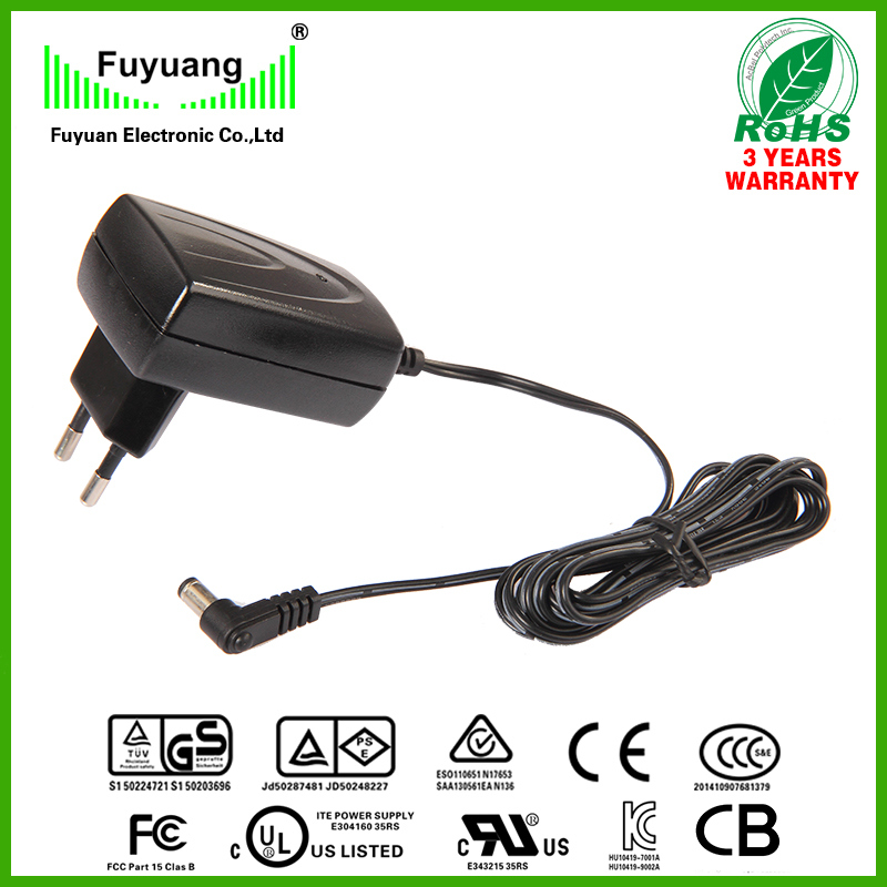 3 Cell Li-ion Battery Charger 4.2V0.3A (FY0420300)