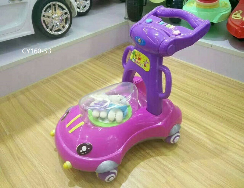 China Baby Swing Car Twist Car Baby Walker Children Scooter