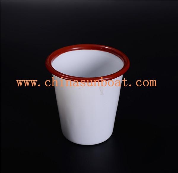 Enamel Storage Bottle, Enamel Jar, Enamel Enamel Vase, Enamel Cup Kitchenware/ Kitchen Appliance