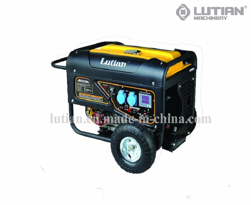5kw/6kw Ce Electric/Recoil Start Gasoline Generator for Home Use