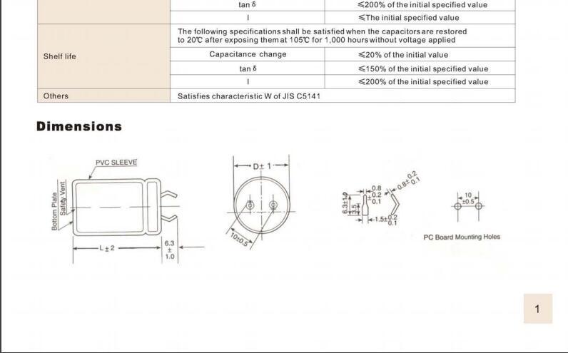 4pin Terminal Aluminum Electrolytic Capacitor