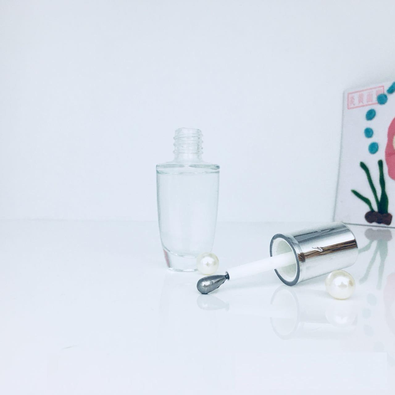 Eye cream massage bottle glass dropper bottles