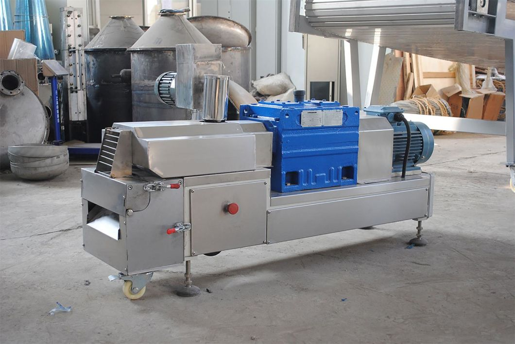 Twin Screw Extruders for The Powder Coatings Industry Made with a Co-Rotating Twin Screw Extrusion