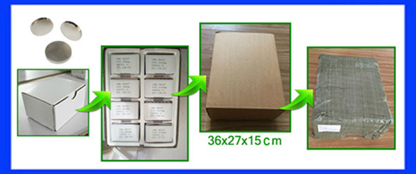 Customized Size Strong Permanent Stinered Neodymium Magnet