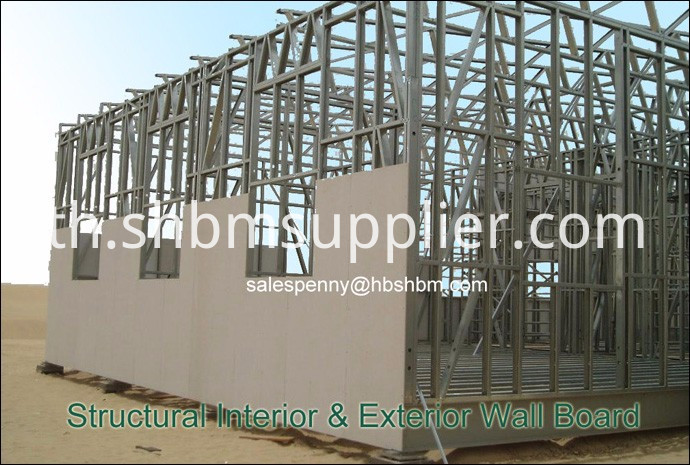 Fireproof Wall Panels