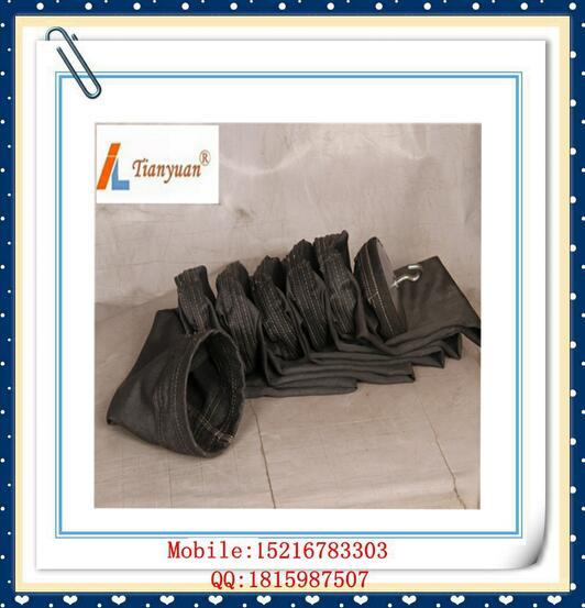 Carbon Black Non Alkali E-PTFE Fiberglass Air Filter Bag