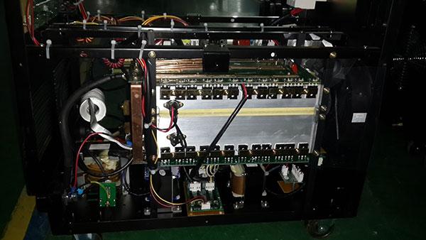 Inverter DC MMA/TIG Welding Machine TIG315PAC/DC