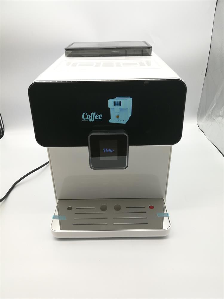 Touch Screen Automatic Coffee Machine
