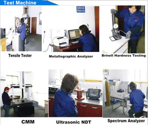 Sand Iron Machining Machinery Casting