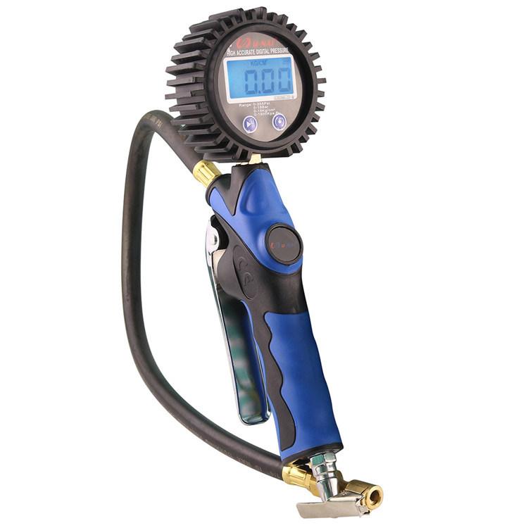 Best Car Tire Pressure Gauge Digital Inflator Gauge