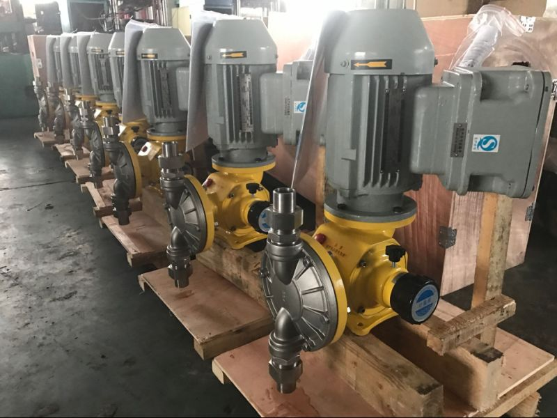 GM Diaphragm Metering Pump