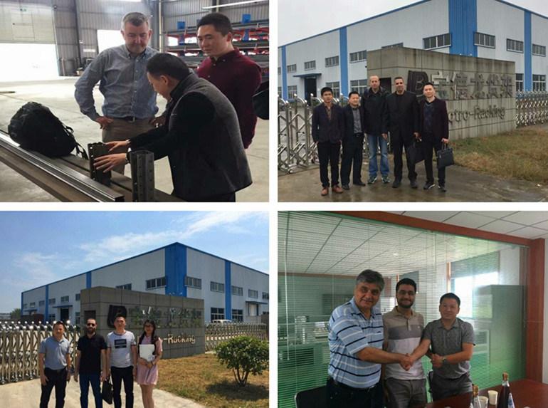 China Nanjing Heavy Duty Wire Shelving Mezzanine Floor Rack Works Plant Factory