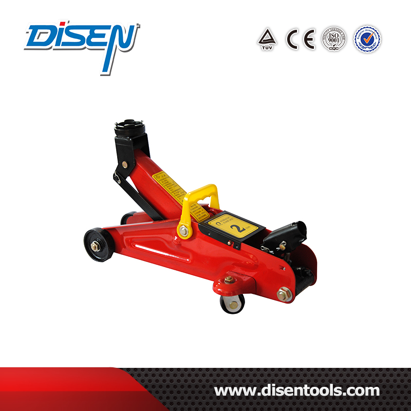 2 Ton Floor Hydraulic Jack (290mm lifting height)