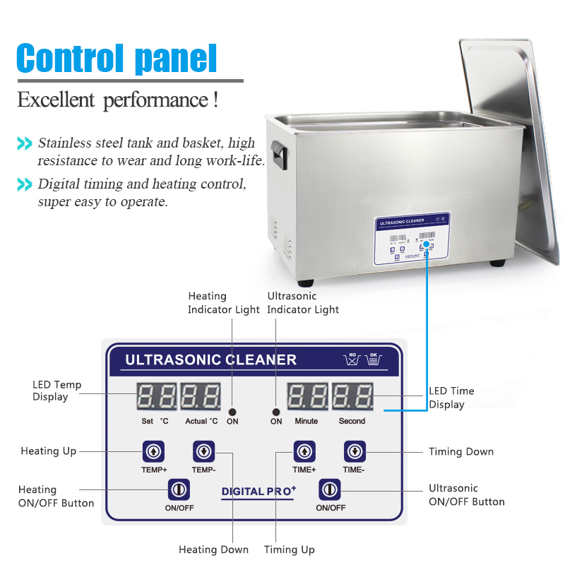 Skymen New Design Ultrasonic Fuel Injector Cleaner 22 Liter