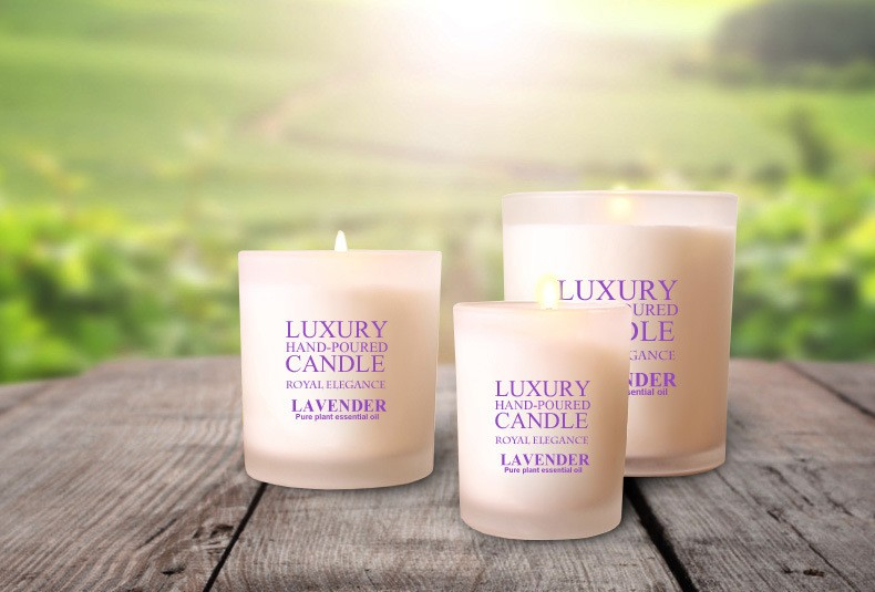 Private Label Scented Candles