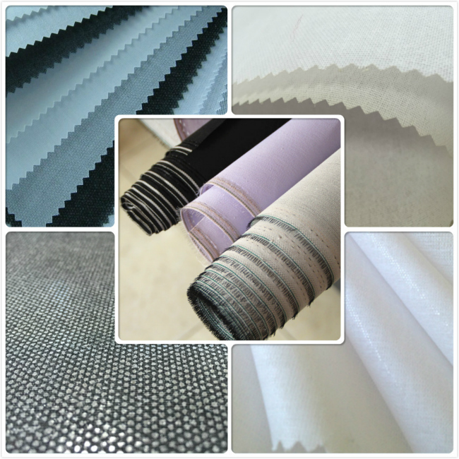 Woven Fusing Interlining Fabric for Cap