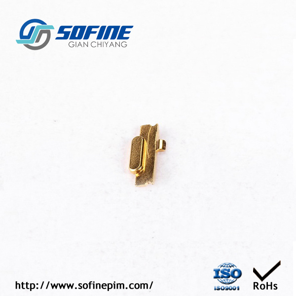High Precision OEM Powder Button by MIM