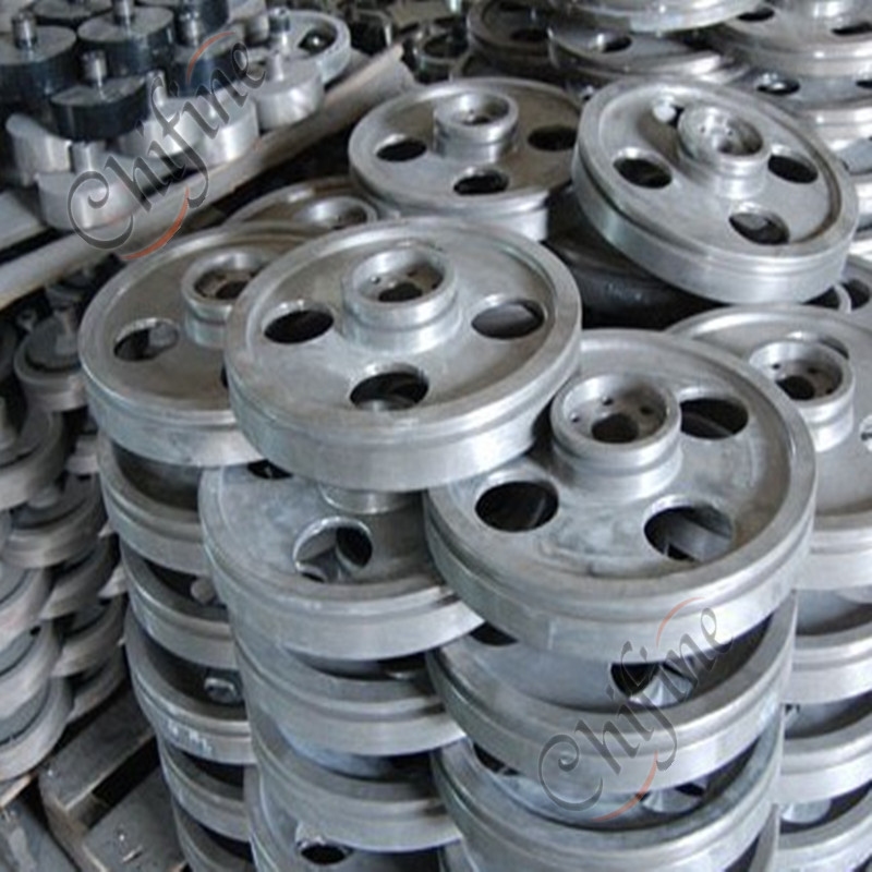 Phosphating Cast Iron Timing Belt Pulley