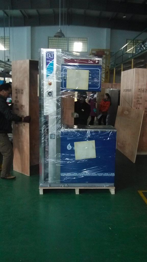 Zcheng Luxury LPG Dispenser Controller