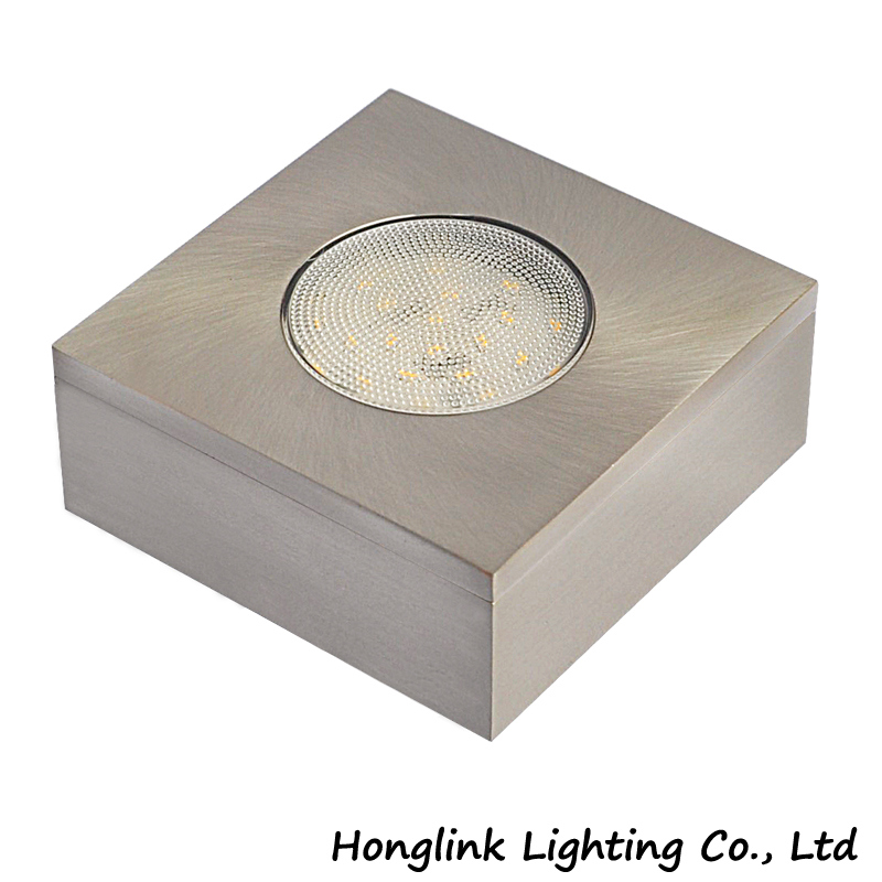 Ce 12V 1.5W Light up Furniture Square LED Cabinet Lighting