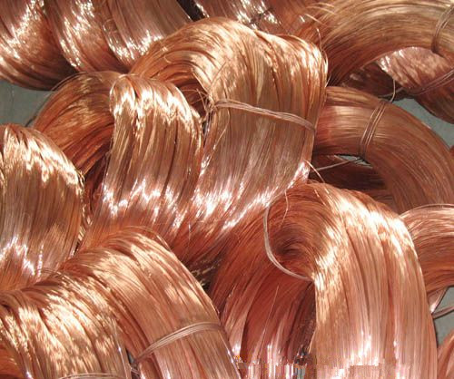 Cable (wire) of Cooper Scrap