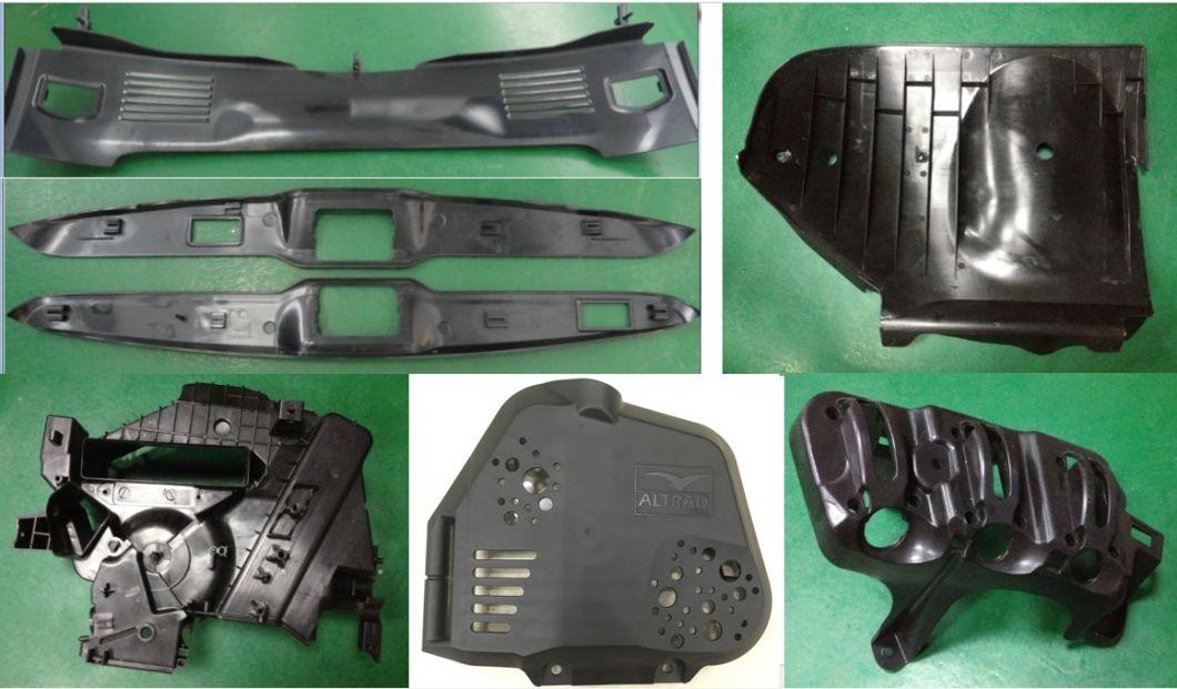 Precision Plastic Molding Auto Car Part Electrical Connector Injection Mould