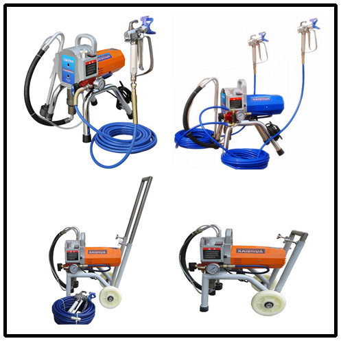 Airless Paint Sprayer, Paint Gun