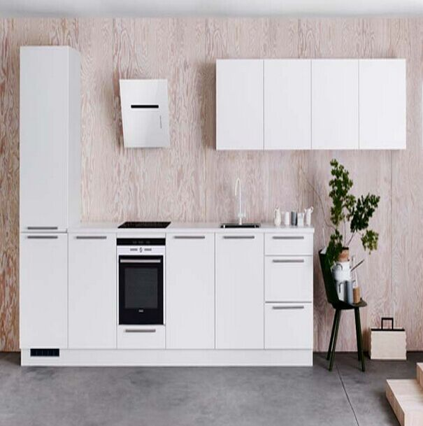 Fashion Glossy Simple Design Kitchen Cupboards (customized)