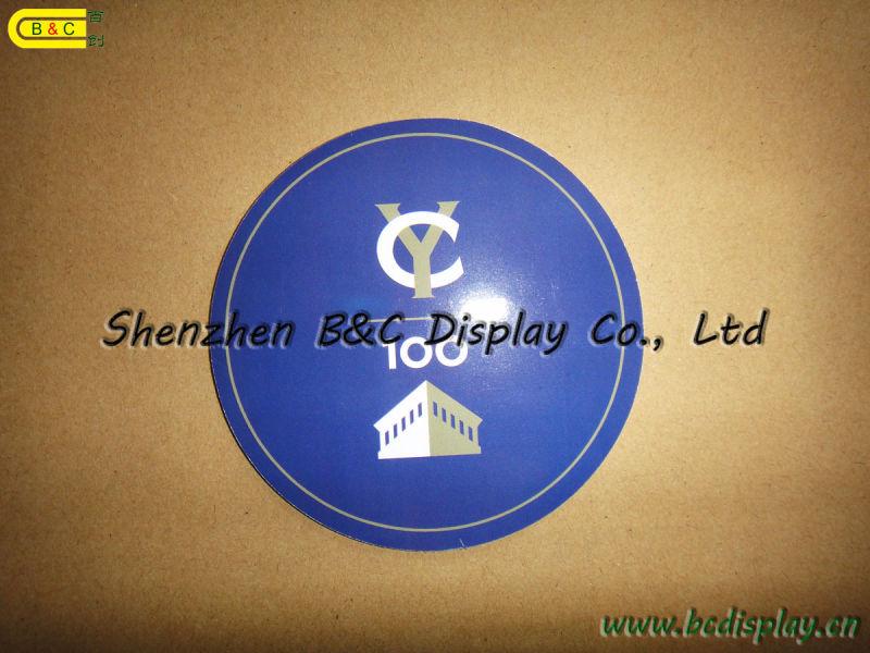 Paper Coaster, Cup Mat, Absorbent Coasters (B&C-G078)