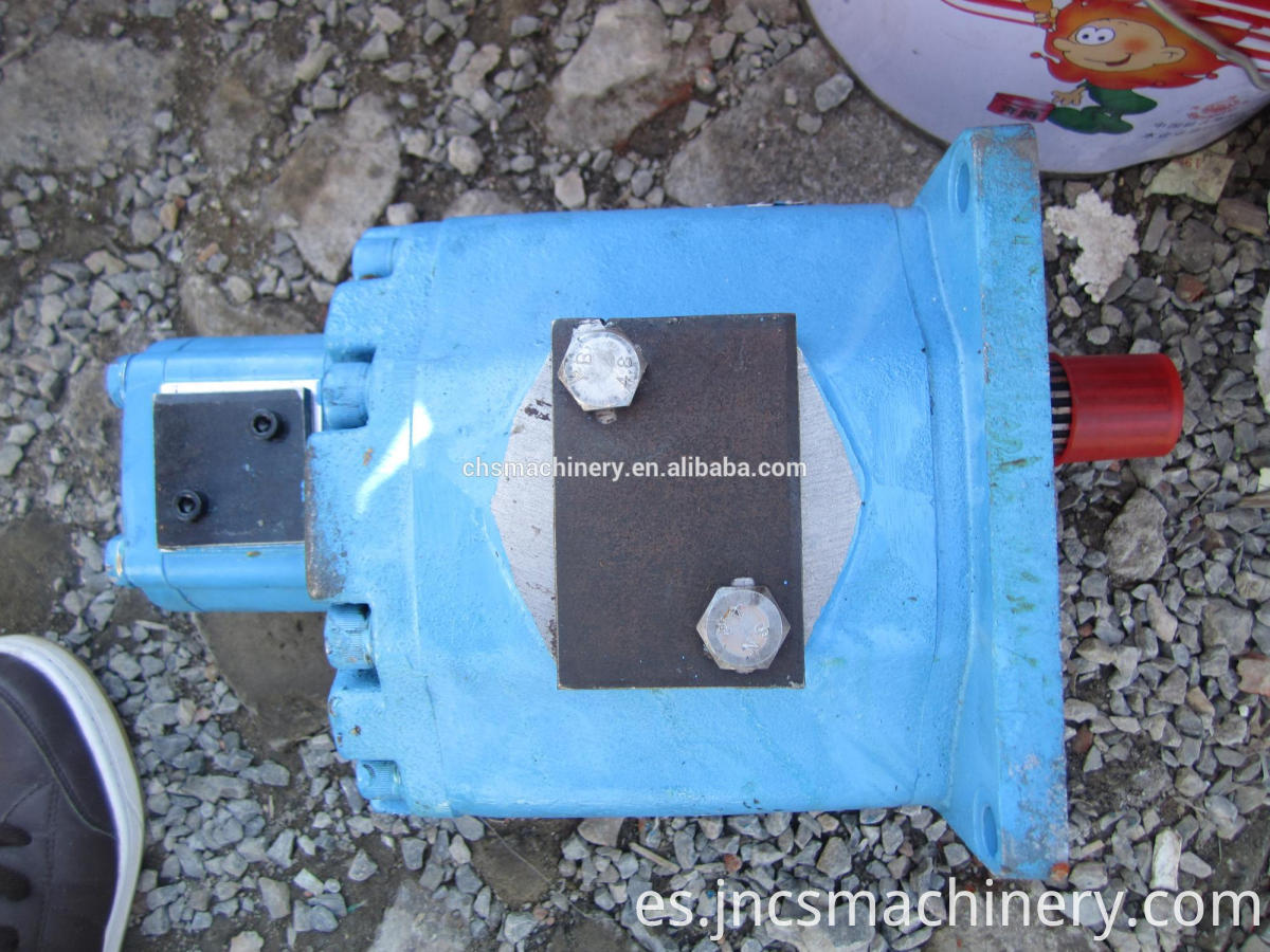 pipelayer Gear Pump