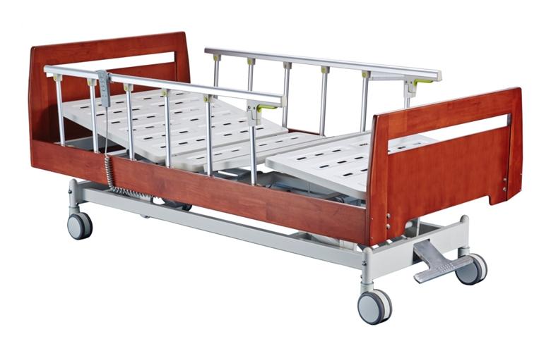 Hospital Furniture for Electric Wooden Bed (HK-N216)
