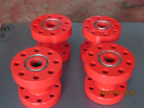 API 6A Wellhead Forged Adapter Spools with Flange