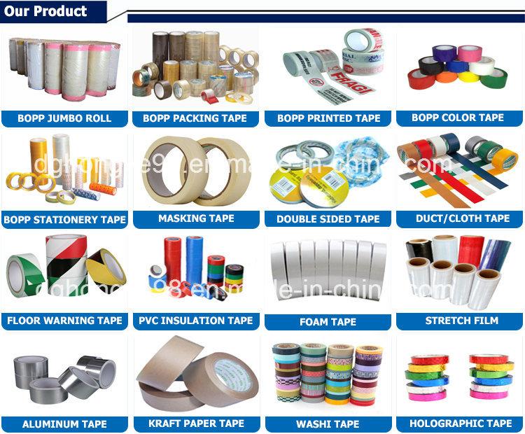 BOPP Acrylic Packing Tape Packaging Tape Adhesive Tape