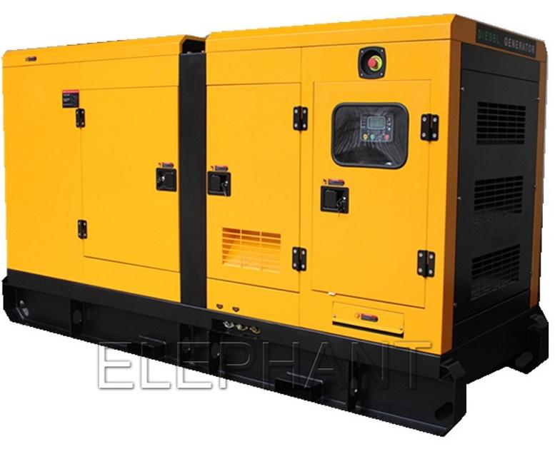 Factory Price Cummins Power Generator with ATS