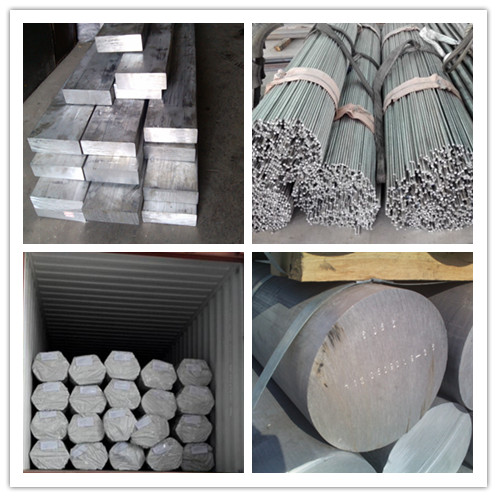 Aluminum Alloy Round Bar 5A02