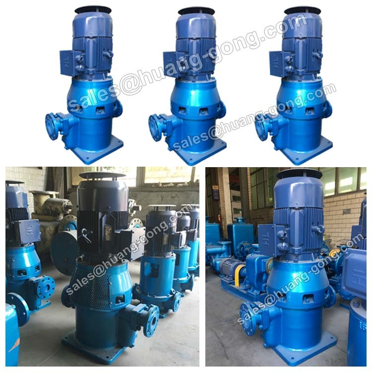 Clz Vertical Self-Priming Centrifugal Pump Deep Suction Water Pump