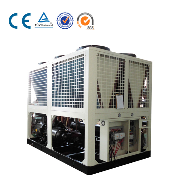 Industrial Screw Air Cooled Water Chiller 80rt