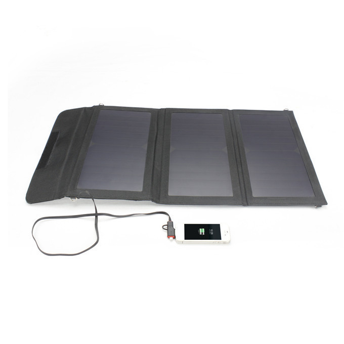 Ebst-Fs20W03 Portable 20W Foldable Solar Panel Charger