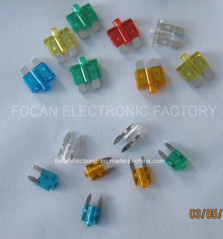 5X20mm; 6X30mm Glass Fuse Tube (Slow-blow and Quick acting)