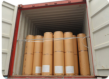 Packing of Badminton Carpet