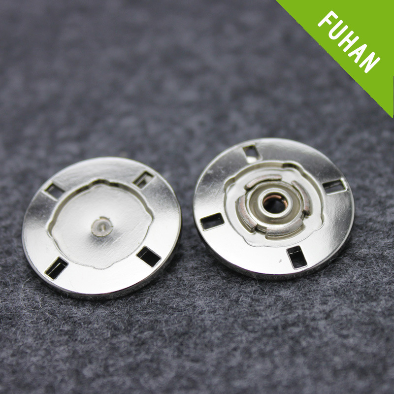 Customized Newest Product Clothing Metal Button