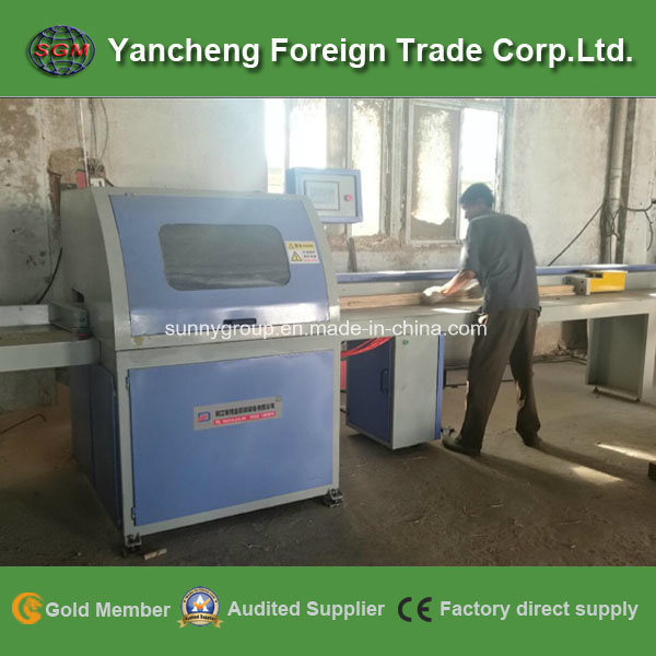 Wood Pallet Electric Control Cutting Saw