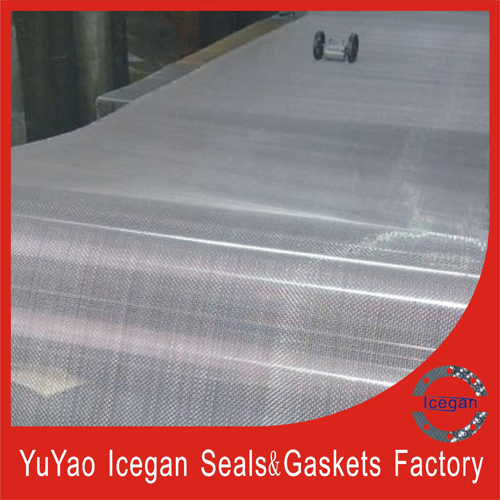 Graphite Reinforced Composite Sheet (lined with stainless steel wire mesh)