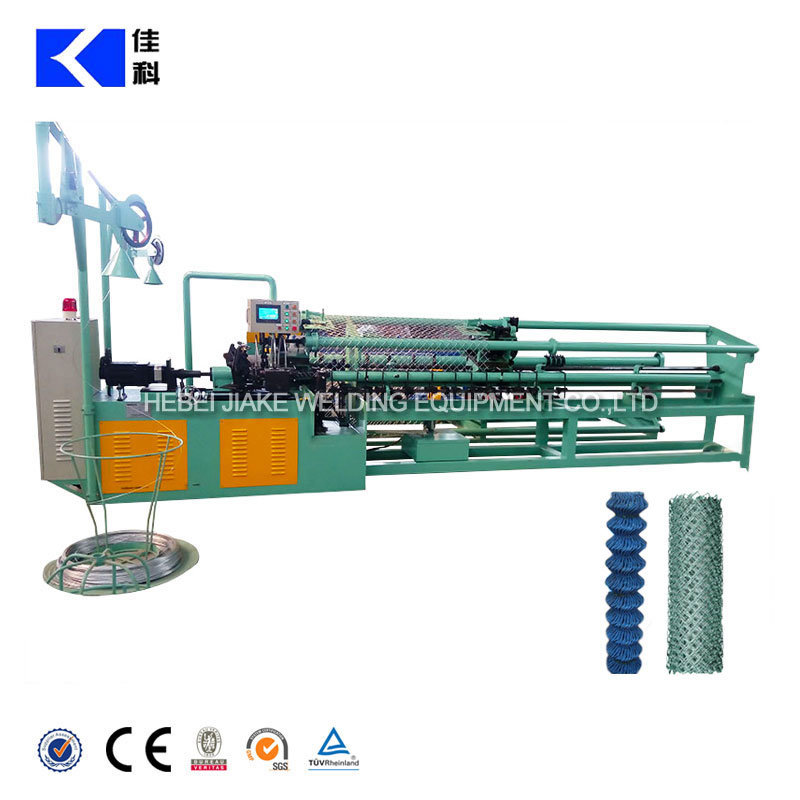 Best Price Fully-Automatic Chain Link Fence Making Machine