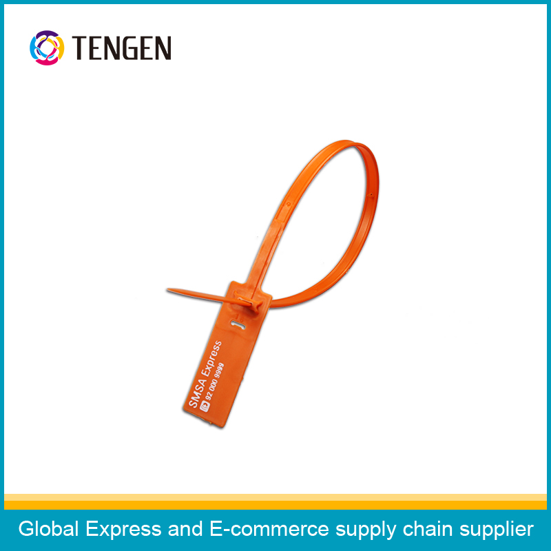 Plastic Security Cable Packing Seal Type 1