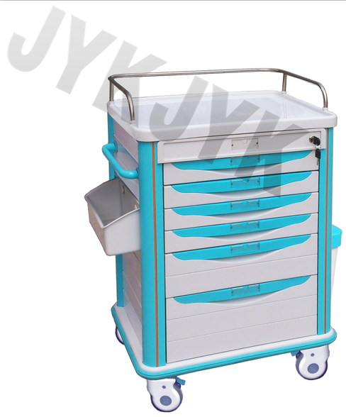 Medical Equipment, Medicine Trolley Jyk-C12c