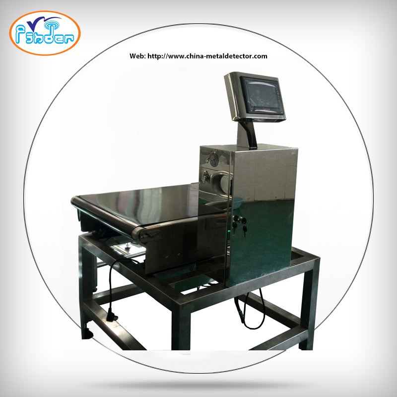 Industrial Online Conveyor Belt Weight Checker
