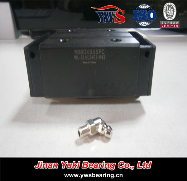 Msb30s Sliding Block Bearing and Linear Guide Rail