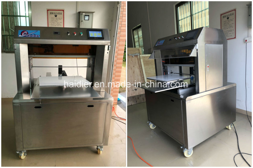 Automatic Square Cake Cutter/Round Cake Cutting Machine